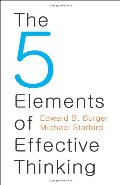 5 Elements of Effective Thinking, The