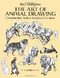 Art of Animal Drawing: Construction, Action Analysis, Caricature (Dover Art Instruction), The
