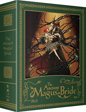 Ancient Magus Bride: Part One  (Limited Edition Blu-ray/ DVD Combo), The