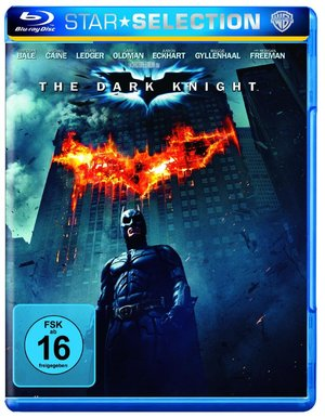 Dark Knight, The [Special Edition] [Blu-ray]