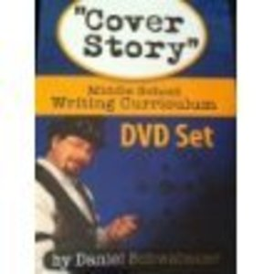Cover Story Middle School Writing School Curriculum DVD Set