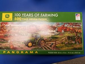 100 Years of Farming