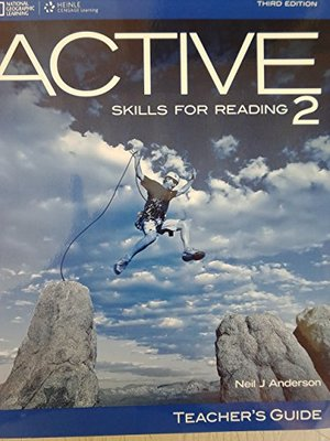 ACTIVE Skills for Reading 2: Teachers Guide