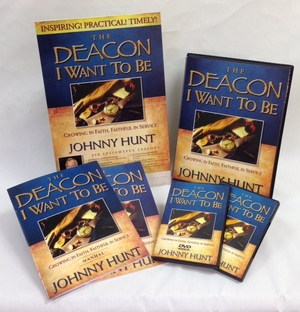 Deacon I Want To Be: Growing in Faith, Faithful in Service - Leader Kit, The