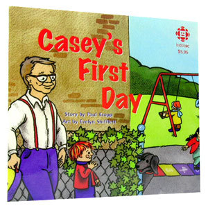 Casey's First Day