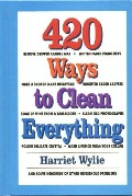 420 Ways to Clean Everything