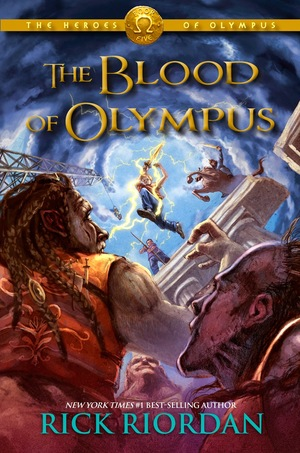 Blood of Olympus (The Heroes of Olympus #5), The