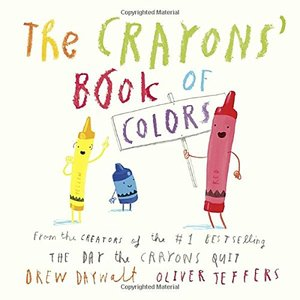 Crayons' Book of Colors, The