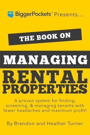 Book on Managing Rental Properties, The