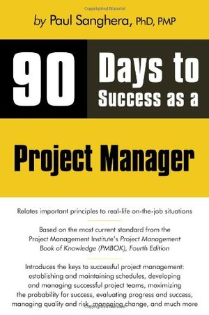 *90 Days to Success as a Project Manager