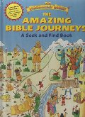 Amazing Bible Journeys: A Seek and Find Book (The Beginners Bible), The