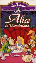 Alice in Wonderland [VHS]