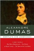 Alexandre Dumas : Three Novels (Library of Essential Writers Series)