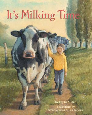 It's Milking Time