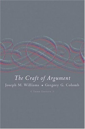 Craft of Argument (3rd Edition), The