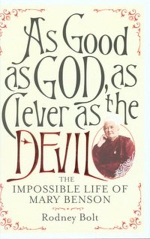 As Good as God, as Clever as the Devil