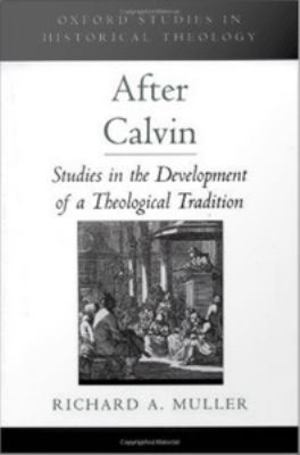 After Calvin : Studies in the Development of a Theological Tradition