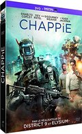 Chappie [DVD + Copie digitale]