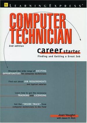 Computer Technician Career Starter