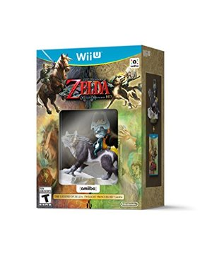Legend of Zelda: Twilight Princess HD - Wii U, The