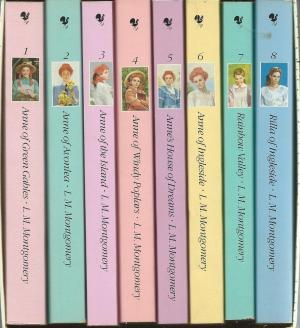 Anne of Green Gables Box Set, The