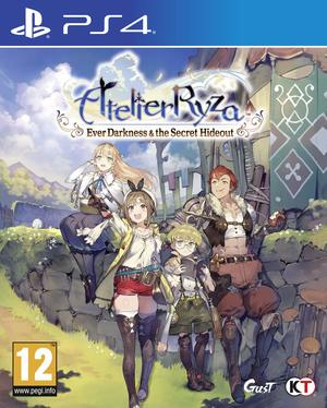 Atelier Ryza - Ever Darkness & the Secret Hideo