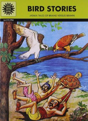 Jataka Tales: Bird Stories