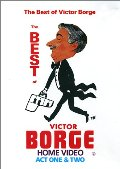 Best of Victor Borge - Act One & Two VHS, The
