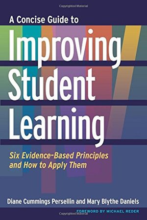Concise Guide to Improving Student Learning: Six Evidence-Based Principles and How to Apply Them, A