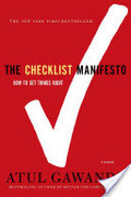 Checklist Manifesto, The