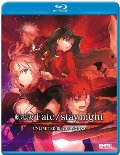 Fate/stay night: Unlimited Blade Works Movie (Blu-ray)