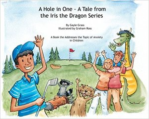 Hole in One a tale from the Iris the Dragon Series