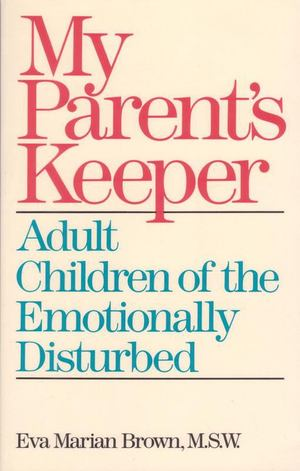 My Parent's Keeper