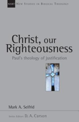 Christ, Our Righteousness