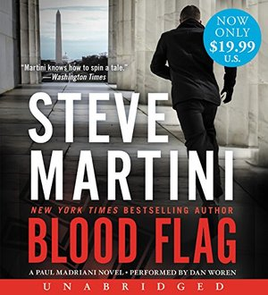 Blood Flag Low Price CD: A Paul Madriani Novel (Paul Madriani Novels (Audio)) CD, Unabridged, Audiobook
