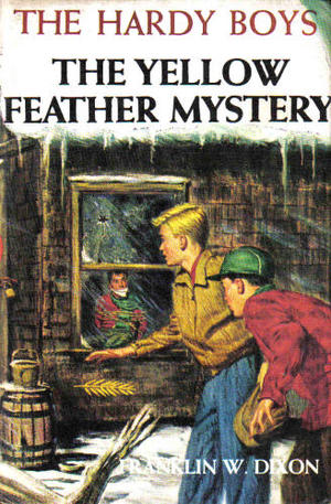 Yellow Feather Mystery, The