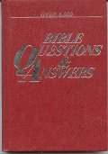 Bible Questions and Answers With Illustrations, Lists and Maps