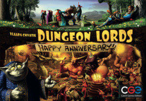 Dungeon Lords: Happy Anniversary (P)
