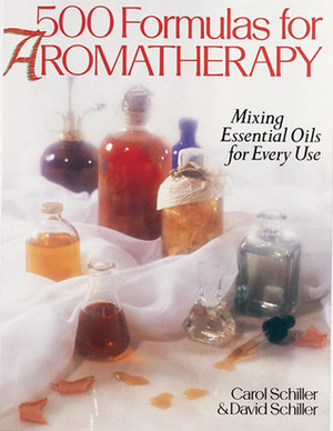 500 formulas for aromatherapy : mixing essential oils for every use