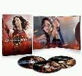 CATCHING FIRE Blu-ray+DVD+Digital Ultraviolet 3-Disc BLU-RAY COMBO PACK Includes Extra Disc with 45 Minutes of Exclusive Bonus Content