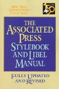 Associated Press: Stylebook and Libel Manual, The