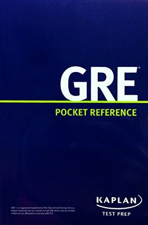 GRE Pocket Reference