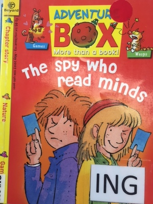 Adventure Box - The spy who read minds