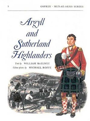 Argyll and Sutherland Highlanders (Men-at-Arms)