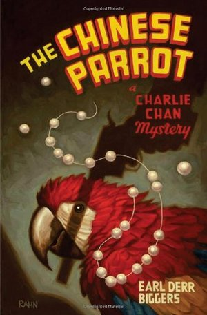 Chinese Parrot (Charlie Chan, #2), The