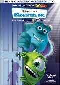 Monsters, Inc. (English/French Language Version) (Bilingual)