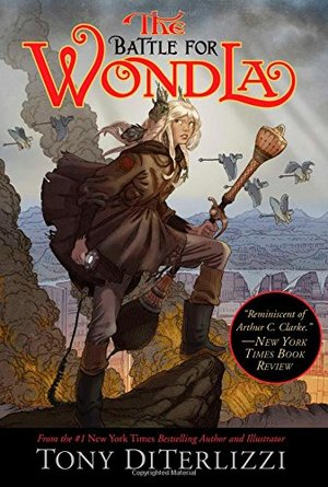 Battle for WondLa (The Search for WondLa), The