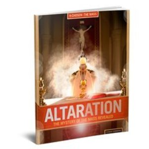 Altaration The Mystery of The Mass Revealed Student Workbook
