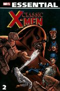 Essential Classic X-Men, Vol. 2 (Marvel Essentials) (v. 2)
