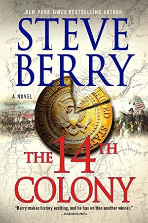 14th Colony: A Novel (Cotton Malone), The